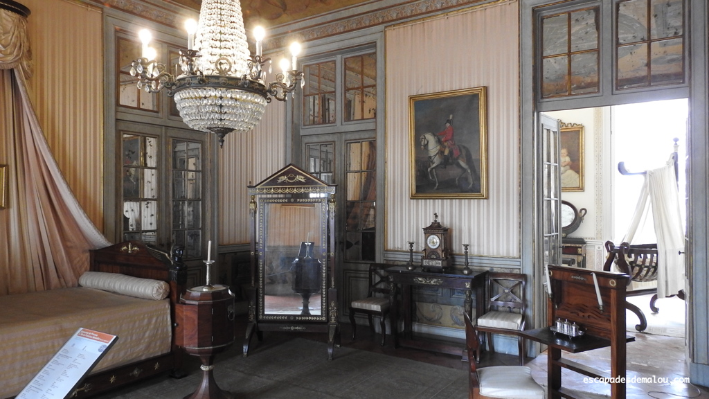 Appartement princesse Maria Francisca Benedita