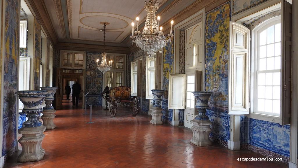 Couloir des azulejos