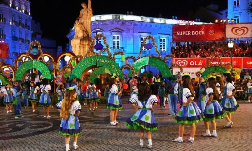 Les fêtes de la Saint-Antoine, une tradition populaire à Lisbonne