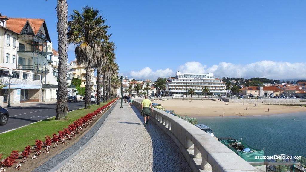 Cascais, une station balnéaire glamour à proximité de Lisbonne